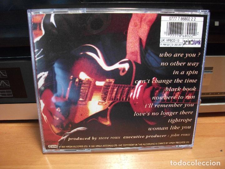 CDs de Música: STEVE ROUX STEVE ROUX CD HOLANDA 1993 PDELUXE - Foto 2 - 84085316