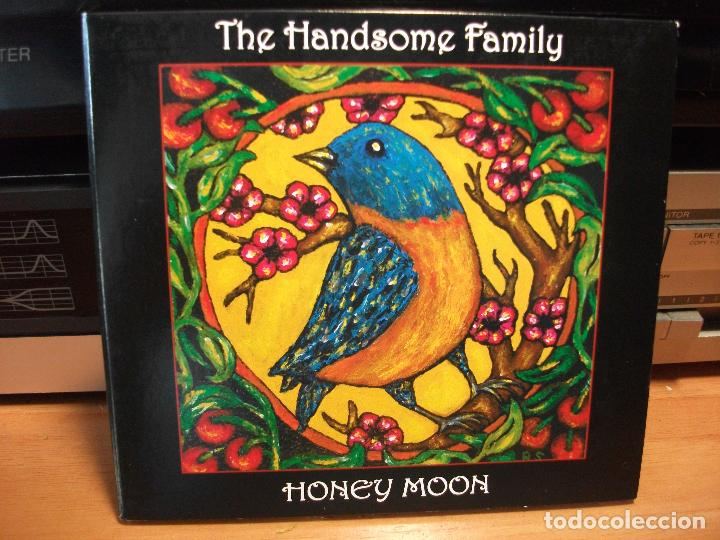 THE HANDSOME FAMILY HONEY MOON CD SPAIN 2009 PDELUXE (Música - CD's Country y Folk)