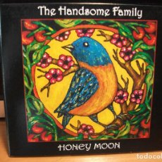 CDs de Música: THE HANDSOME FAMILY HONEY MOON CD SPAIN 2009 PDELUXE. Lote 84088056