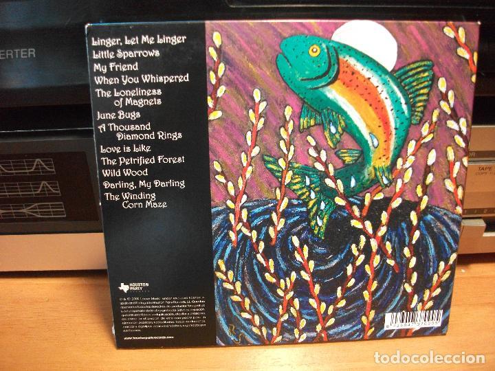 CDs de Música: THE HANDSOME FAMILY HONEY MOON CD SPAIN 2009 PDELUXE - Foto 2 - 84088056