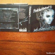 CDs de Música: TOKIO HOTEL - HUMANOID - CD DIGIPACK + DVD . Lote 84094632
