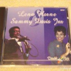 CDs de Música: LENA HORNE & SAMMY DAVIS JR EEC CD. Lote 84110944