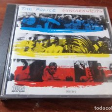 CDs de Música: THE POLICE SYNCHRONICITY. Lote 84135628