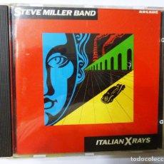 CDs de Música: STEVE MILLER BAND, ITALIAN X RAYS, BLUES ROCK, CD ORIGINAL, ARCADE, SAILOR RECORDS. Lote 74883419