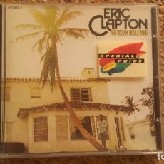 CDs de Música: ERIC CLAPTON , 461 OCEAN BOULEVARD , CD REF: 811 697-2. Lote 84152120