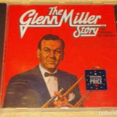 CDs de Música: GLENN MILLER ( THE GLENN MILLER STORY VOLUME 1 ) 1989-GERMANY CD. Lote 84163148