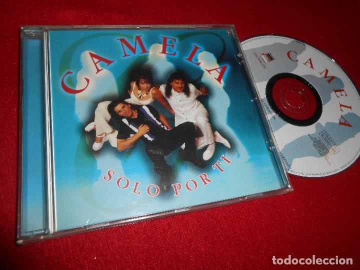 CAMELA CD 1998 PRODUCCIONES AR EDICION ESPAÑOLA SPAIN (Música - CD's Pop)