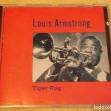 CDs de Música: LOUIS ARMSTRONG ( TIGER RAG ) ENGLAND CD. Lote 84184108