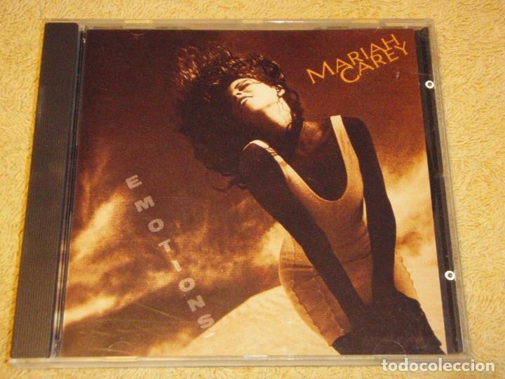 MARIAH CAREY ( EMOTIONS ) 1991-AUSTRIA (Música - CD's Disco y Dance)