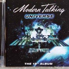 CDs de Música: MODERN TALKING. UNIVERSE. THE 12 ALBUM. CD. Lote 84229268