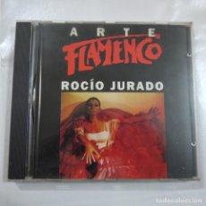 CDs de Musique: ARTE FLAMENCO - ROCÍO JURADO - CD 1994 . Lote 84275884