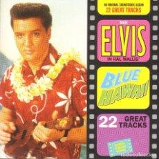 CDs de Música: MUSICA GOYO - CD ALBUM - ELVIS PRESLEY - BLUE HAWAII - EDICION ESPAÑA - RARO *AA98. Lote 84295088