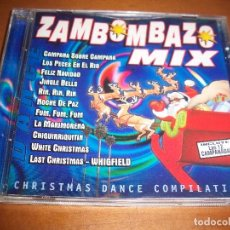 CDs de Música: CD ZAMBOMBAZO MIX. VARIOS. EDICION OPEN RECORDS DE 1996. . Lote 84311512