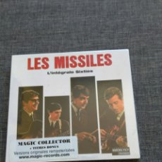 CDs de Música: CD DIGIPACK - LES MISSILES - L'INTEGRALE SIXTIES - SEALED - 50 TRACKS - 2 CDS. Lote 84312926