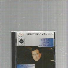 CDs de Música: CHOPIN. Lote 84316584