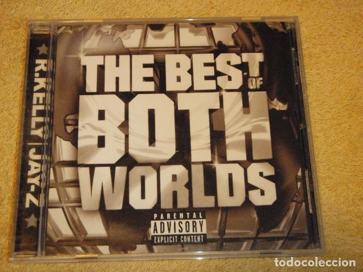 R. KELLY & JAY-Z ( THE BEST OF BOTH WORLDS ) 2002 - USA CD (Música - CD's Disco y Dance)