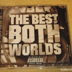 CDs de Música: R. KELLY & JAY-Z ( THE BEST OF BOTH WORLDS ) 2002 - USA CD. Lote 84319748