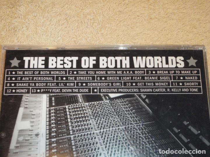 CDs de Música: R. KELLY & JAY-Z ( THE BEST OF BOTH WORLDS ) 2002 - USA CD - Foto 2 - 84319748