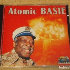 CDs de Música: COUNT BASIE ( ATOMIC BASIE ) 1990-EEC GIANTS OF JAZZ CD. Lote 84323116