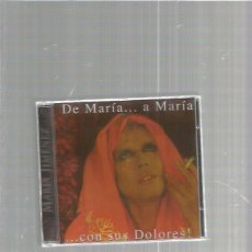 CDs de Música: MARIA JIMENEZ DE MARIA. Lote 84341368