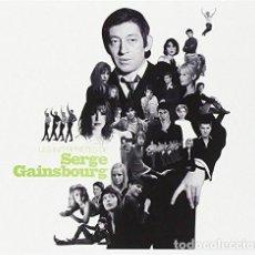 CDs de Música: SERGE GAINSBOURG - LES INTERPRETES DE SERGE GAINSBOURG (2 CDS) PRECINTADO. Lote 84359292