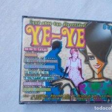 CDs de Música: ¡QUE AÑOS TAN DIVERTIDOS! YE-YE 3CDS. Lote 84374264