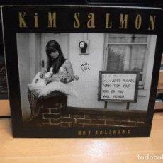 CDs de Música: KIM SALMON - BEATS OF BOURBON - HEY BELIEVER CD ALBUM AUSTRALIA 1994 PDELUXE. Lote 84375060