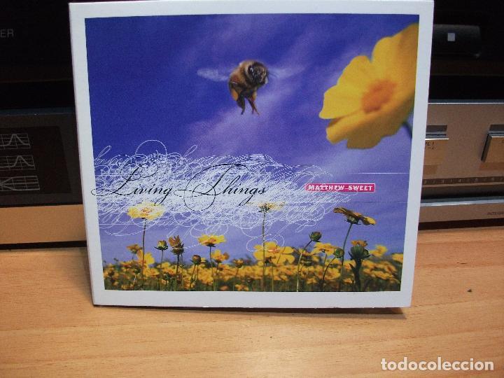 MATTHEW SWEET LIVING THINGS CD ALBUM SPAIN 2002 PDELUXE (Música - CD's Pop)