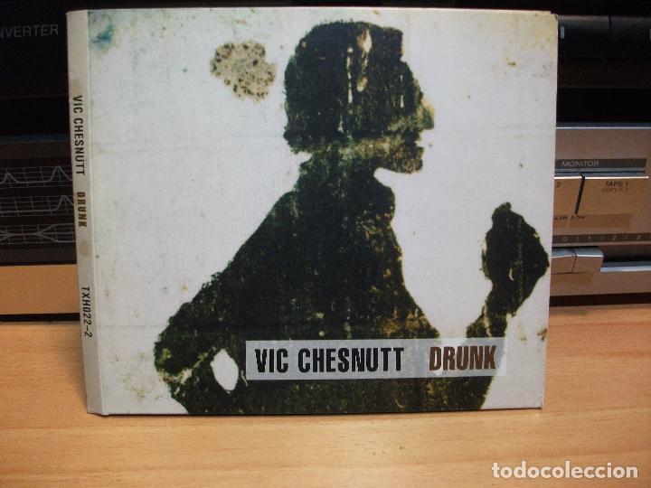 VIC CHESNUTT DRUNK CD ALBUM UK 1993 PDELUXE (Música - CD's Rock)