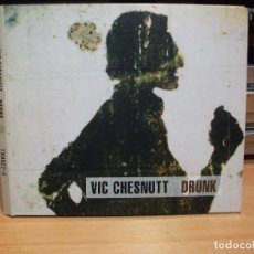 CDs de Música: VIC CHESNUTT DRUNK CD ALBUM UK 1993 PDELUXE. Lote 84375464