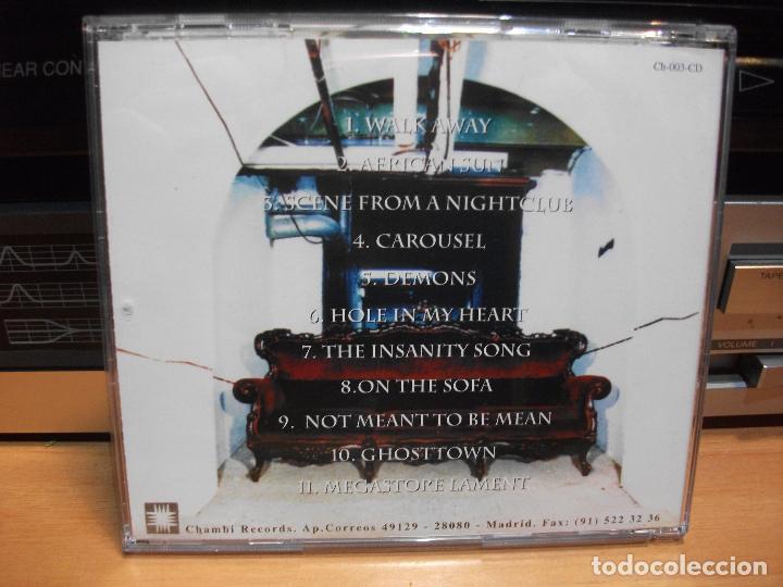 CDs de Música: GIRLFRIEND MISERY ON THE SOFA CD SPAIN 1994 PDELUXE - Foto 2 - 84377260