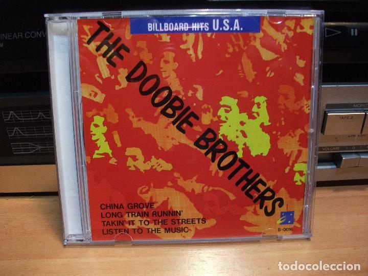 THE DOOBIE BROTHERS BILLBOARD HITS USA CD USA PDELUXE (Música - CD's Pop)