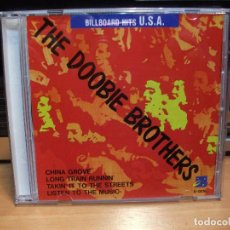 CDs de Música: THE DOOBIE BROTHERS BILLBOARD HITS USA CD USA PDELUXE. Lote 84377380