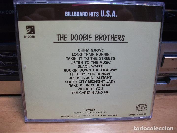 CDs de Música: THE DOOBIE BROTHERS BILLBOARD HITS USA CD USA PDELUXE - Foto 2 - 84377380