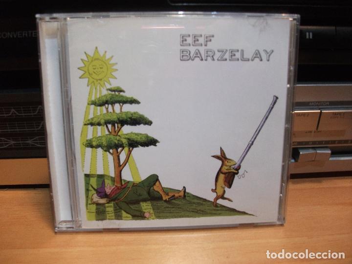 EEF BARZELAY LOSE BIG CD SPAIN 2008 PDELUXE (Música - CD's Pop)