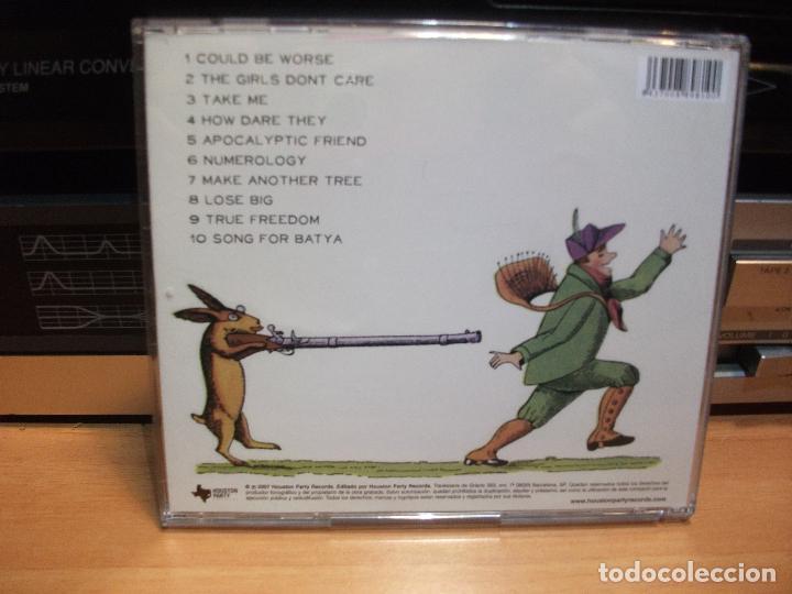 CDs de Música: EEF BARZELAY LOSE BIG CD SPAIN 2008 PDELUXE - Foto 2 - 84377504