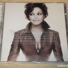 CDs de Música: JANET JACKSON ( THE BEST OF JANET JACKSON ) DESING OF A DECADE 1986/1996 CD . Lote 84431564