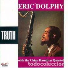 CDs de Música: ERIC DOLPHY. TRUTH. CD. Lote 84444564