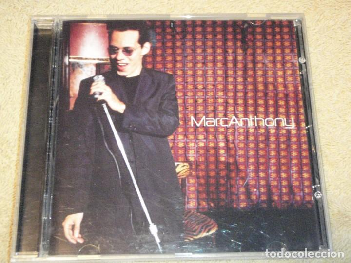 MARC ANTHONY ( MARC ANTHONY ) 1999-AUSTRIA CD (Música - CD's Latina)