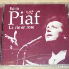 CDs de Música: EDITH PIAF ( LA VIE EN ROSE ) 2003 - ENGLAND CD. Lote 84451136
