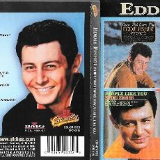 CDs de Música: EDDIE FISHER - GAMES THAT LOVERS PLAY + PEOPLE LIKE YOU - 2 LP EN 1 CD. Lote 84468600