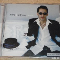 CDs de Música: MARC ANTHONY ( MENDED ) 2002-AUSTRIA CD. Lote 84487036