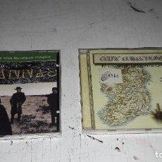 CDs de Música: LOTE 2 CDS MUSICA CELTA. Lote 84497408