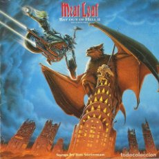 CDs de Música: MEAT LOAF - BAT OUT OF HELL II: BACK INTO HELL - VIRGIN 1993. Lote 84521632