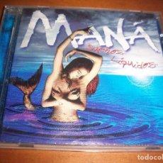 CDs de Música: CD DE MANA, SUEÑOS LIQUIDOS. EDICION WEA.. Lote 84521836