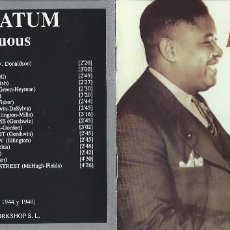 Music CDs - ART TATUM. VIRTOUS. CD - 84522208