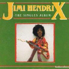 CDs de Música: JIMI HENDRIX - THE SINGLES ALBUM - POLYDOR GERMANY 1983 (2 CDS). Lote 84525208