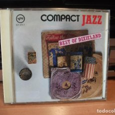 CDs de Música: BEST OF DIXIELAND. JAZZ. CD ALBUM VERNE GERMANY COMO NUEVO¡¡ PEPETO. Lote 84554336