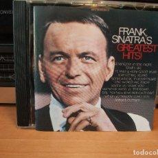 CDs de Música: FRANK SINATRA - FRANK SINATRA'S GREATEST HITS! (CD REPRISE RECORDS ) COMO NUEVO¡¡¡ PEPETO. Lote 84554608