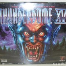 CDs de Música: CD DOBLE THUNDERDOME XV, HARDCORE TECHNO. Lote 84605696